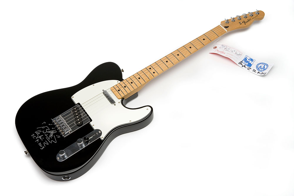 Fender Telecaster SchoolJam Charity