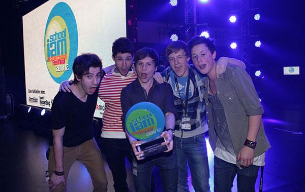 Casting Louis sind die SchoolJam-Sieger 2012!